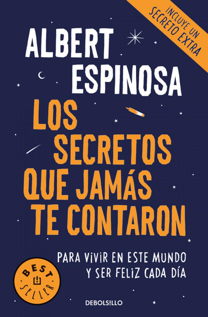 LOS SECRETOS QUE JAMáS TE CONTARON 9788466346153