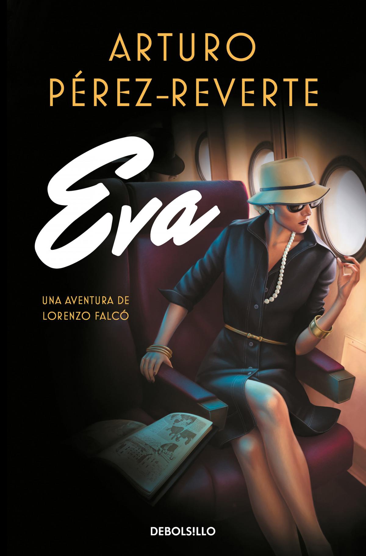 Eva (Serie Falcó) 9788466351034