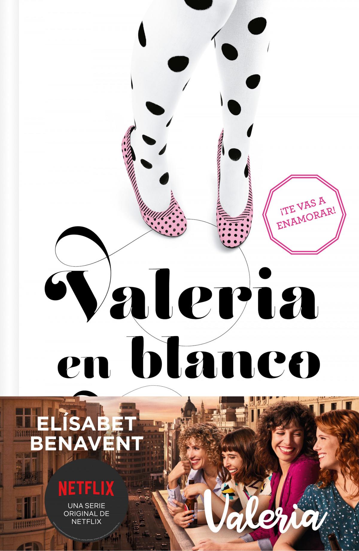 Valeria en blanco y negro (Saga Valeria 3) 9788466353755