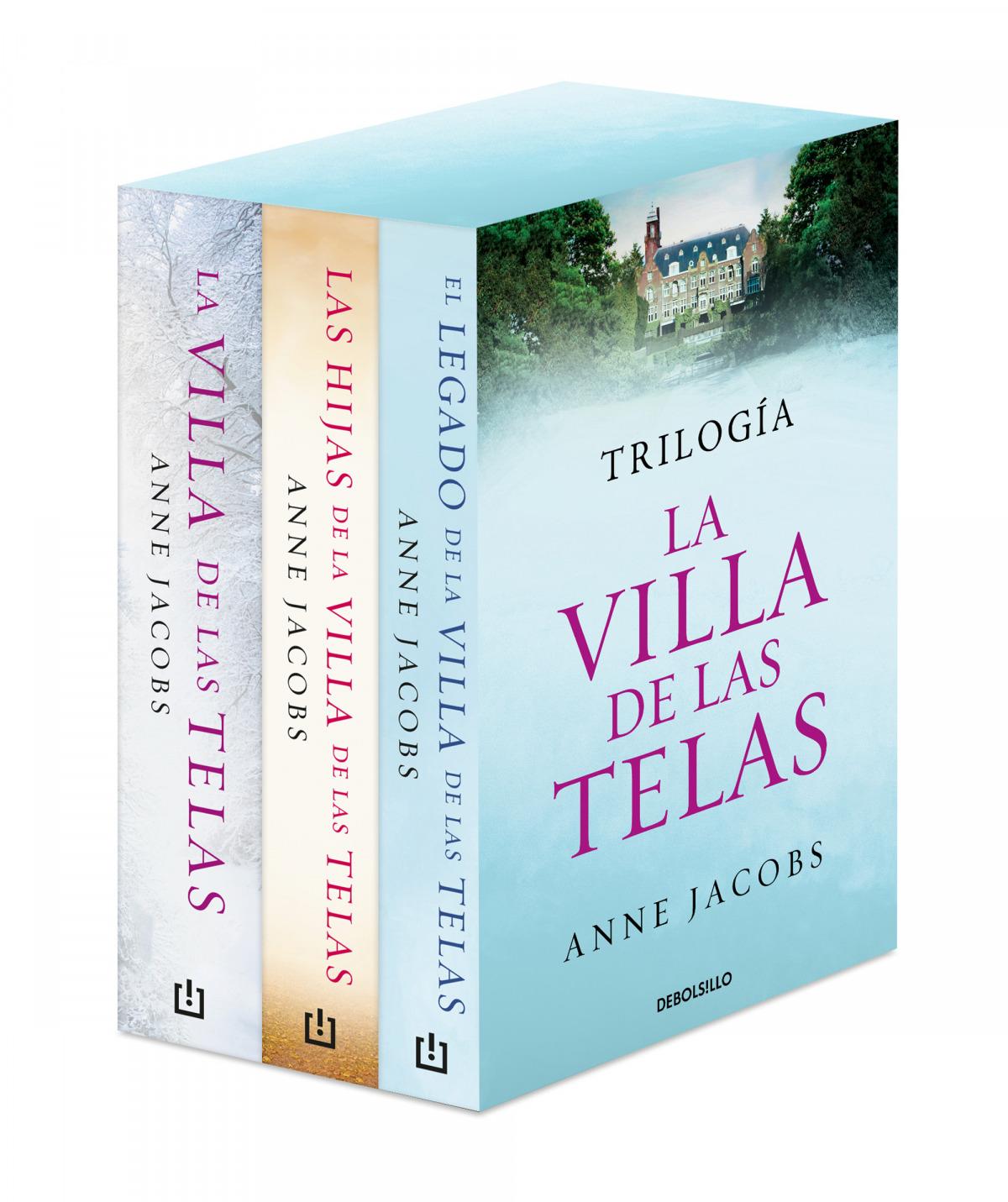 Trilog¡a La villa de las telas (edición pack) 9788466353830