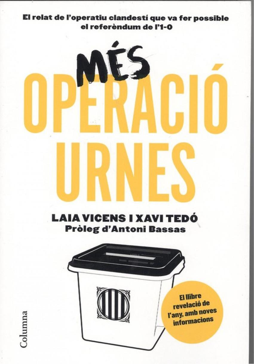 MÉS OPERACIÓ URNES 9788466424066