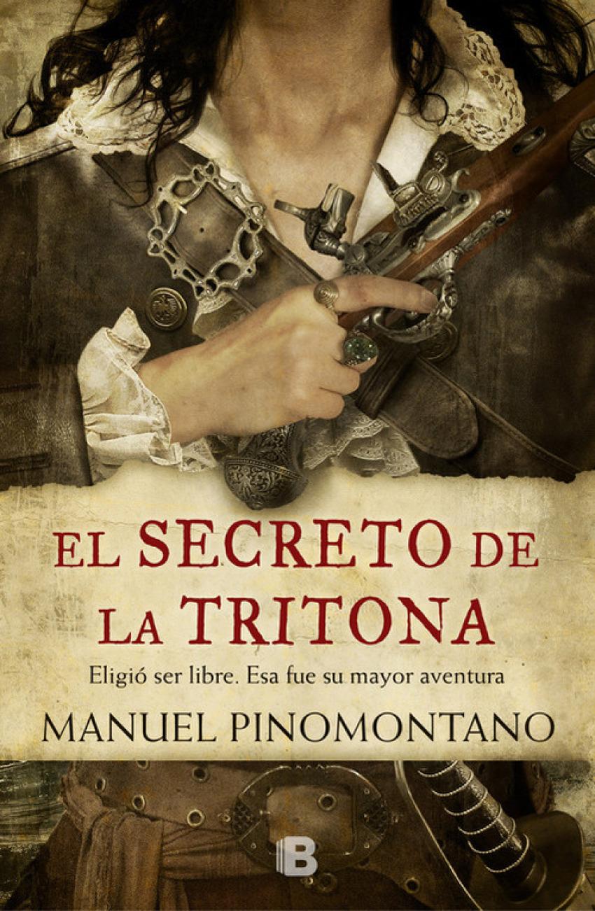 EL SECRETO DE LA TRITONA 9788466662703