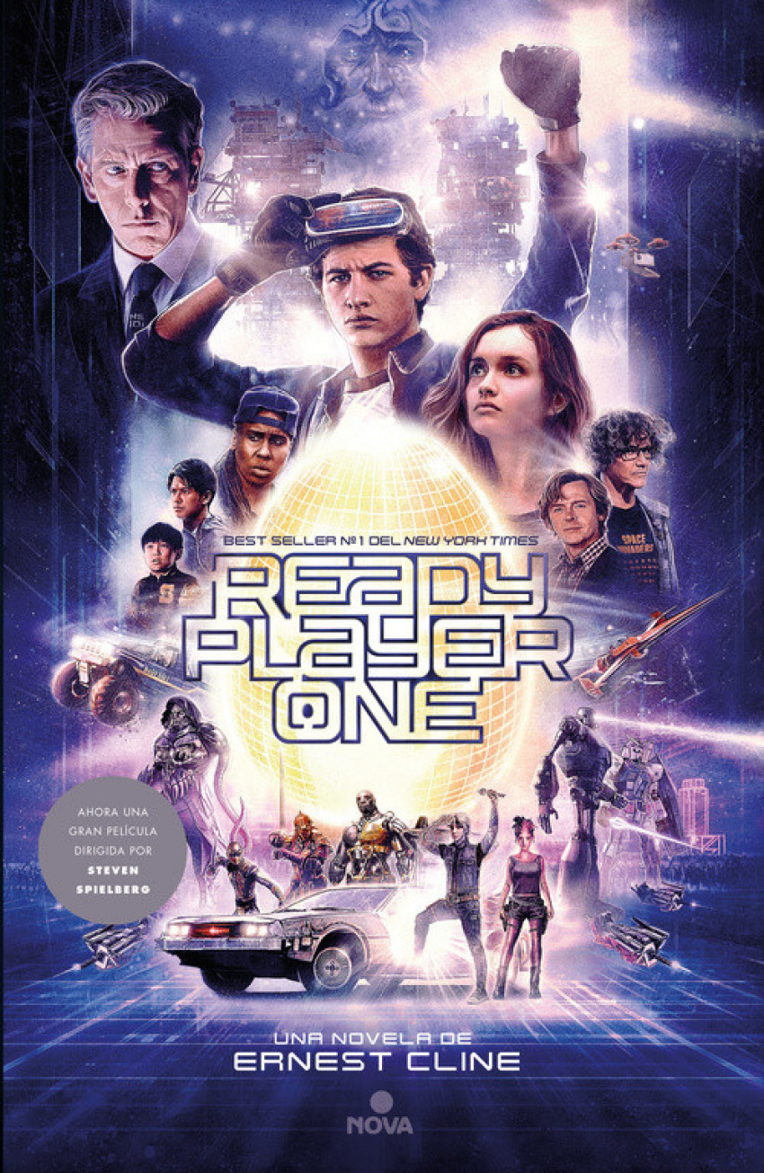 READY PLAYER ONE (PELICULA) 9788466663069