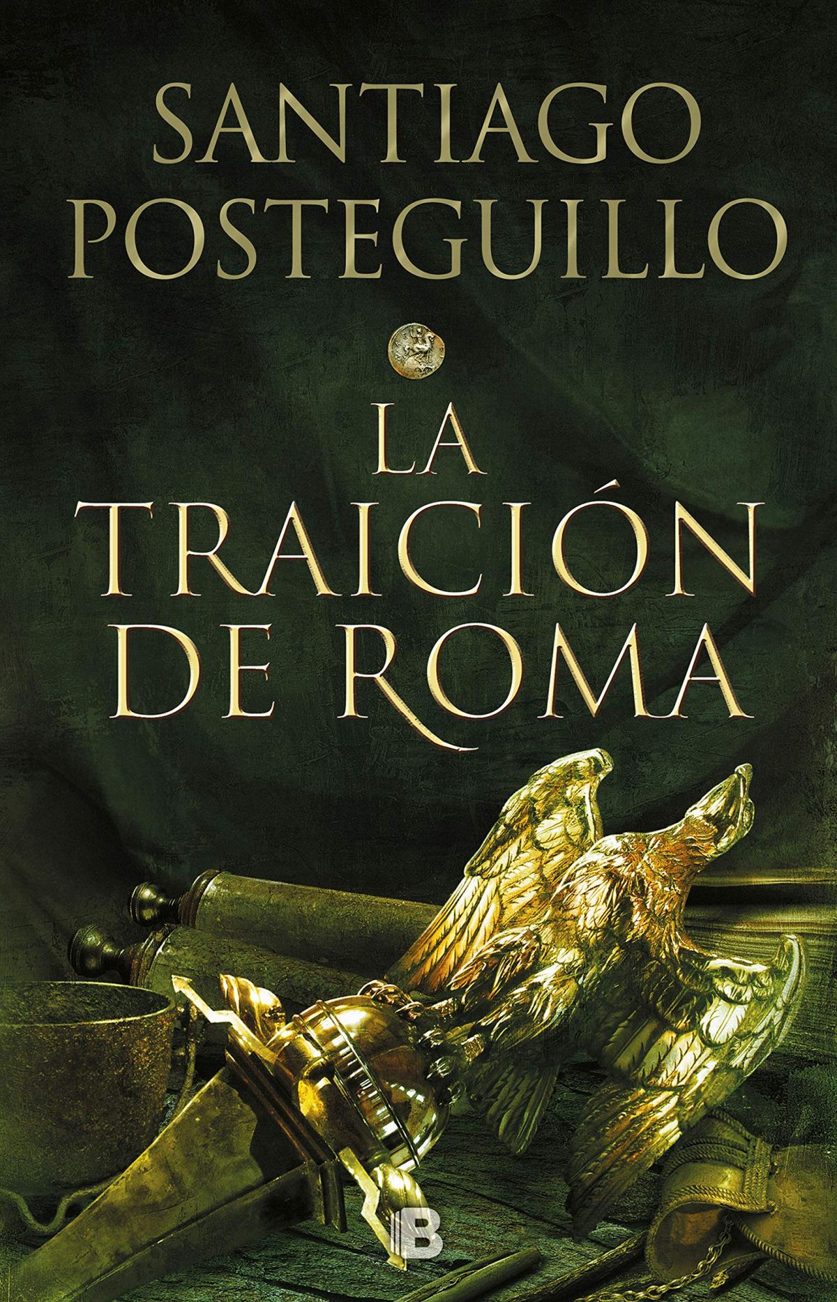 LA TRAICIÓN DE ROMA 9788466664011