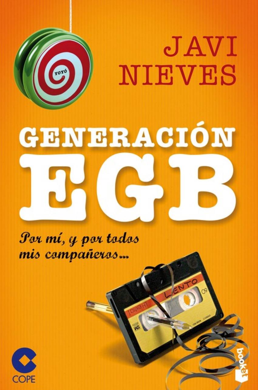 Generación EGB 9788467044645