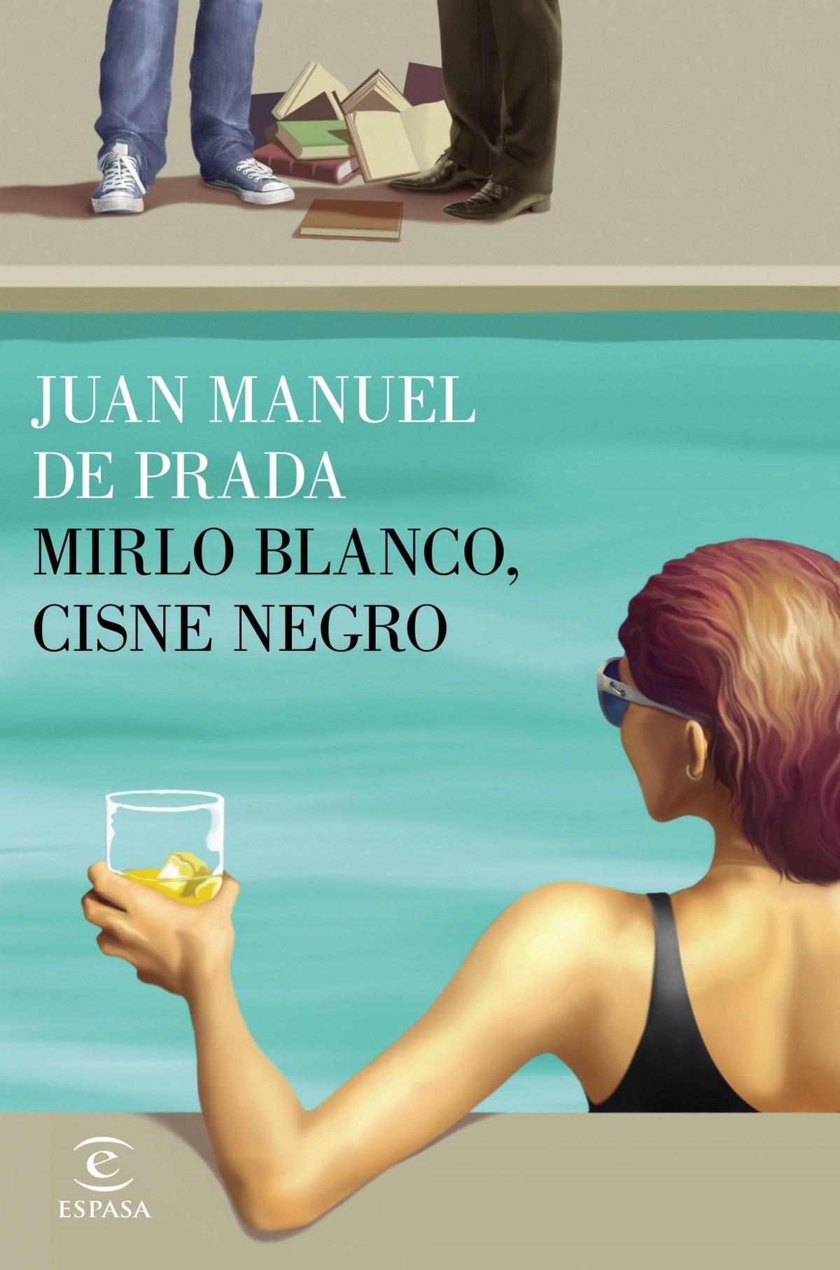 MIRLO BLANCO, CISNE NEGRO 9788467048384