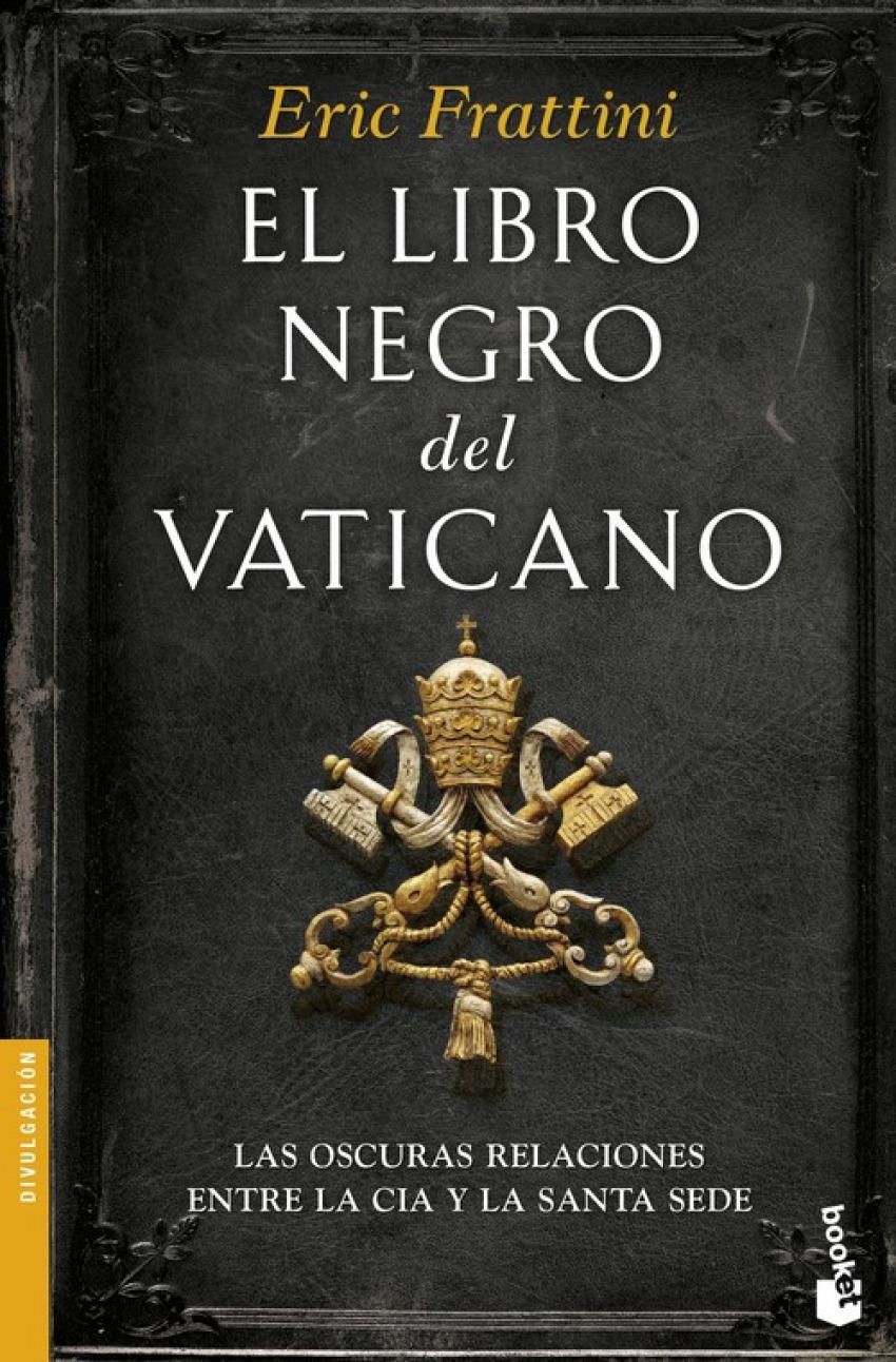 El libro negro del Vaticano 9788467049299