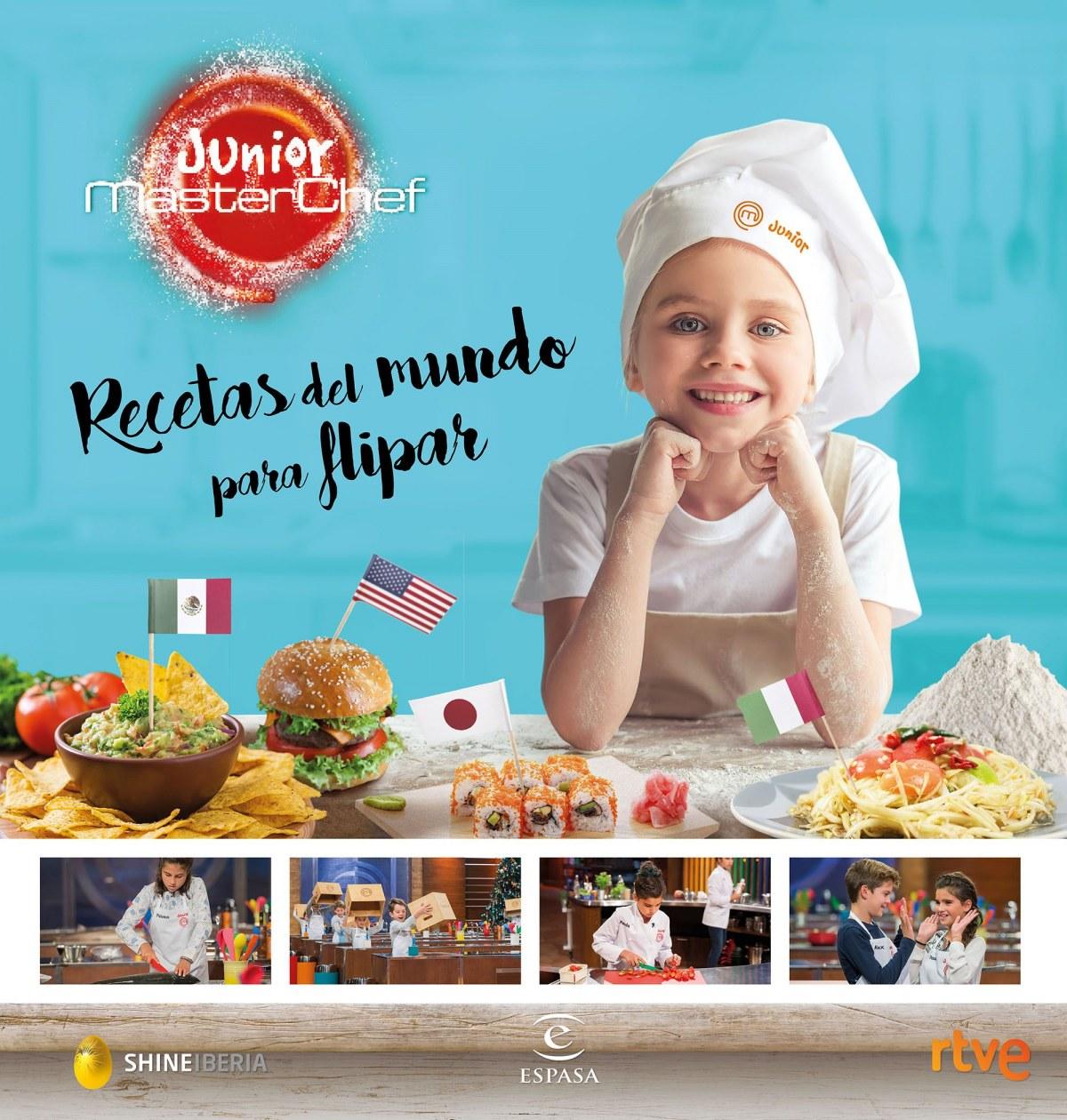 RECETAS DEL MUNDO PARA FLIPAR 9788467050073
