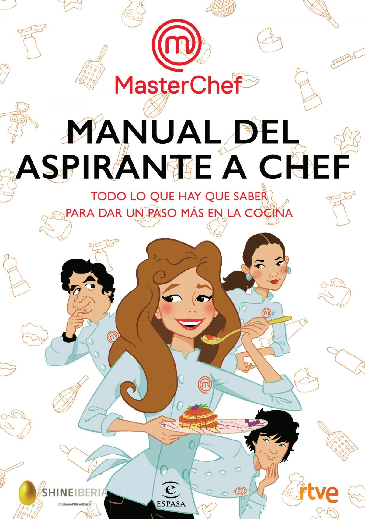 MANUAL DEL ASPIRANTE A CHEF 9788467052008