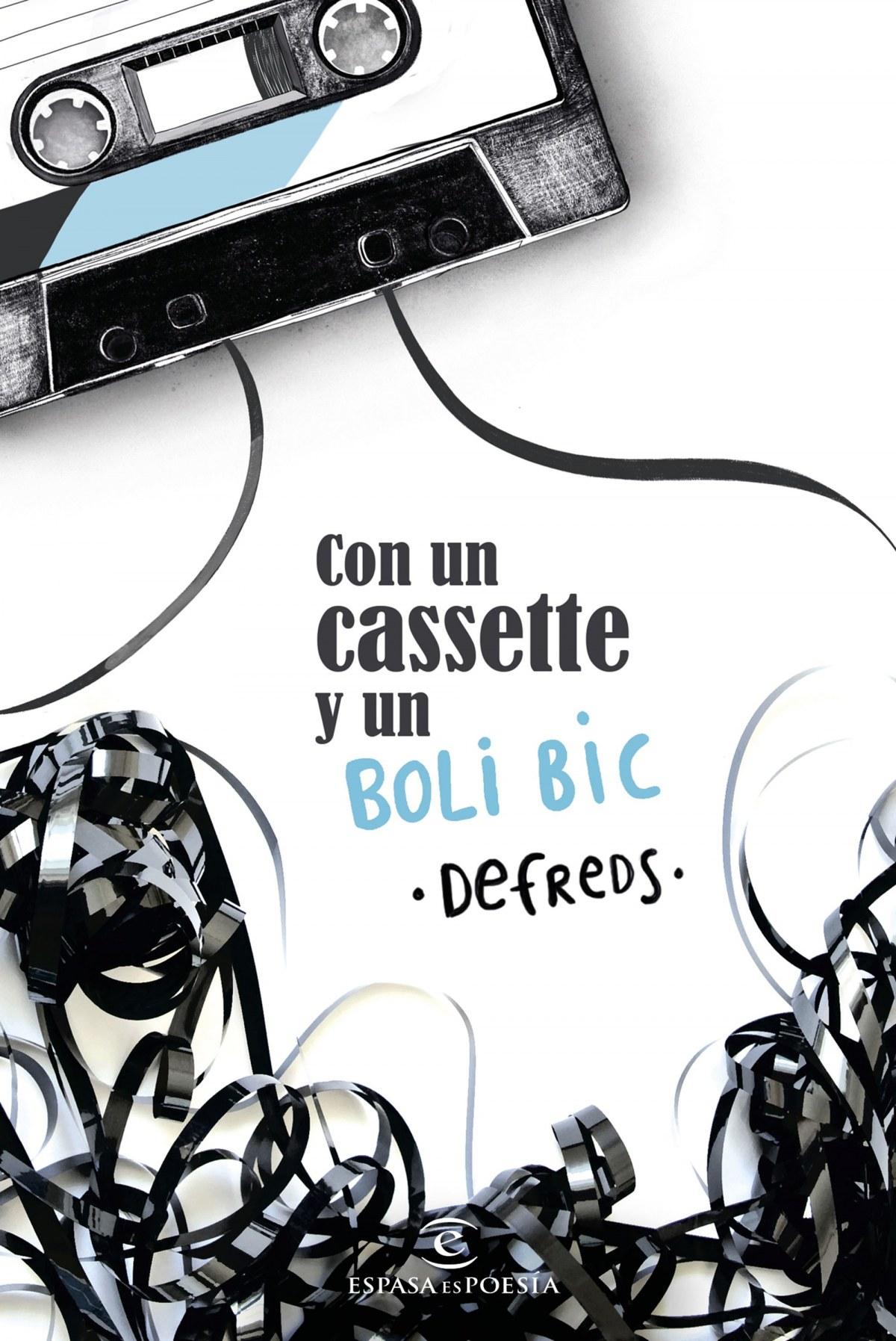 CON UN CASETE Y UN BOLI BIC 9788467052640