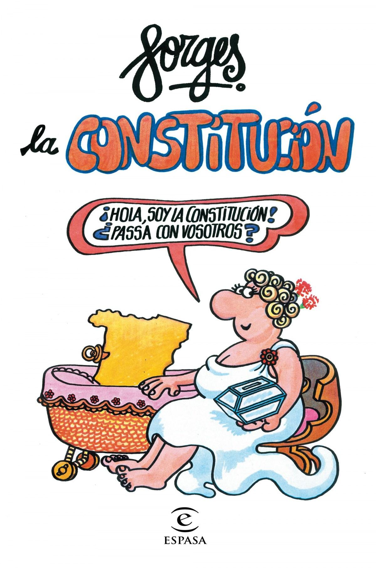 LA CONSTITUCIÓN DE FORGES 9788467053715
