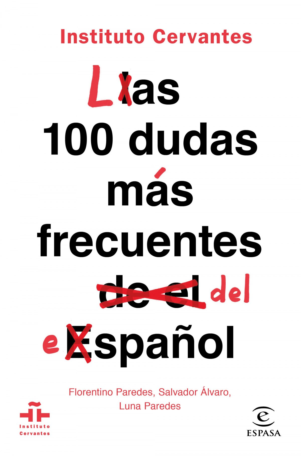 LAS 100 DUDAS MAS FRECUENTES DEL ESPAñOL 9788467055023