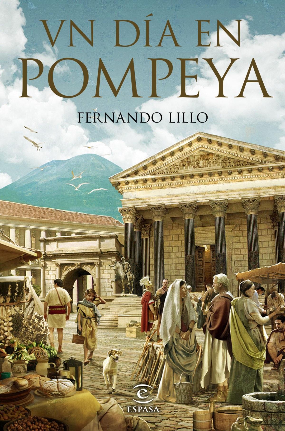 Un día en Pompeya 9788467058338