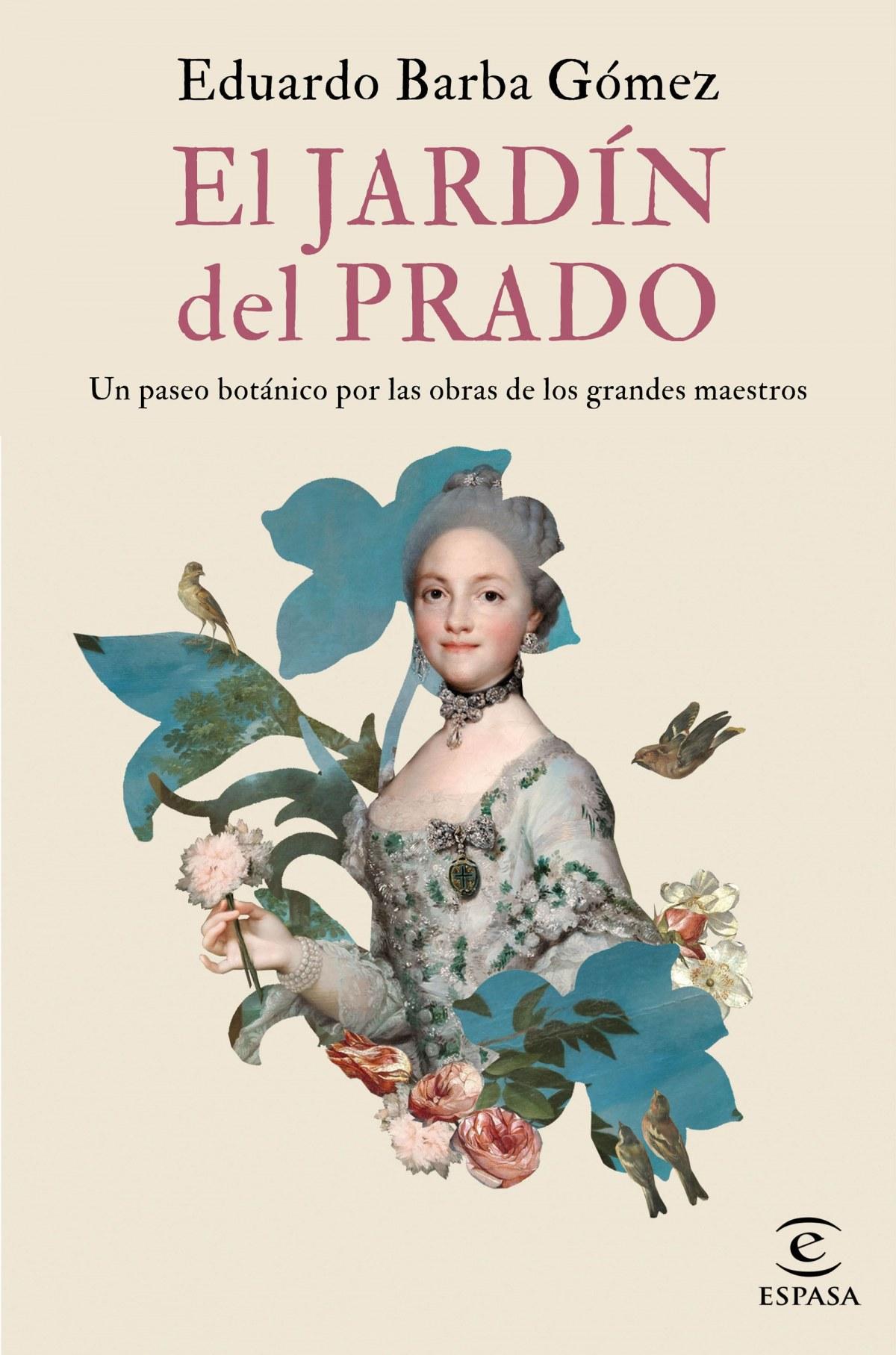 El jard¡n del Prado 9788467058352