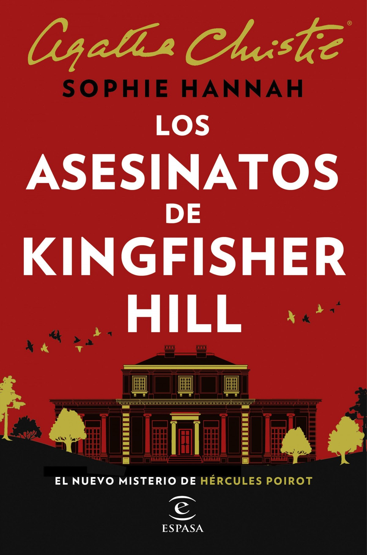 Los asesinatos de Kingfisher Hill 9788467061352