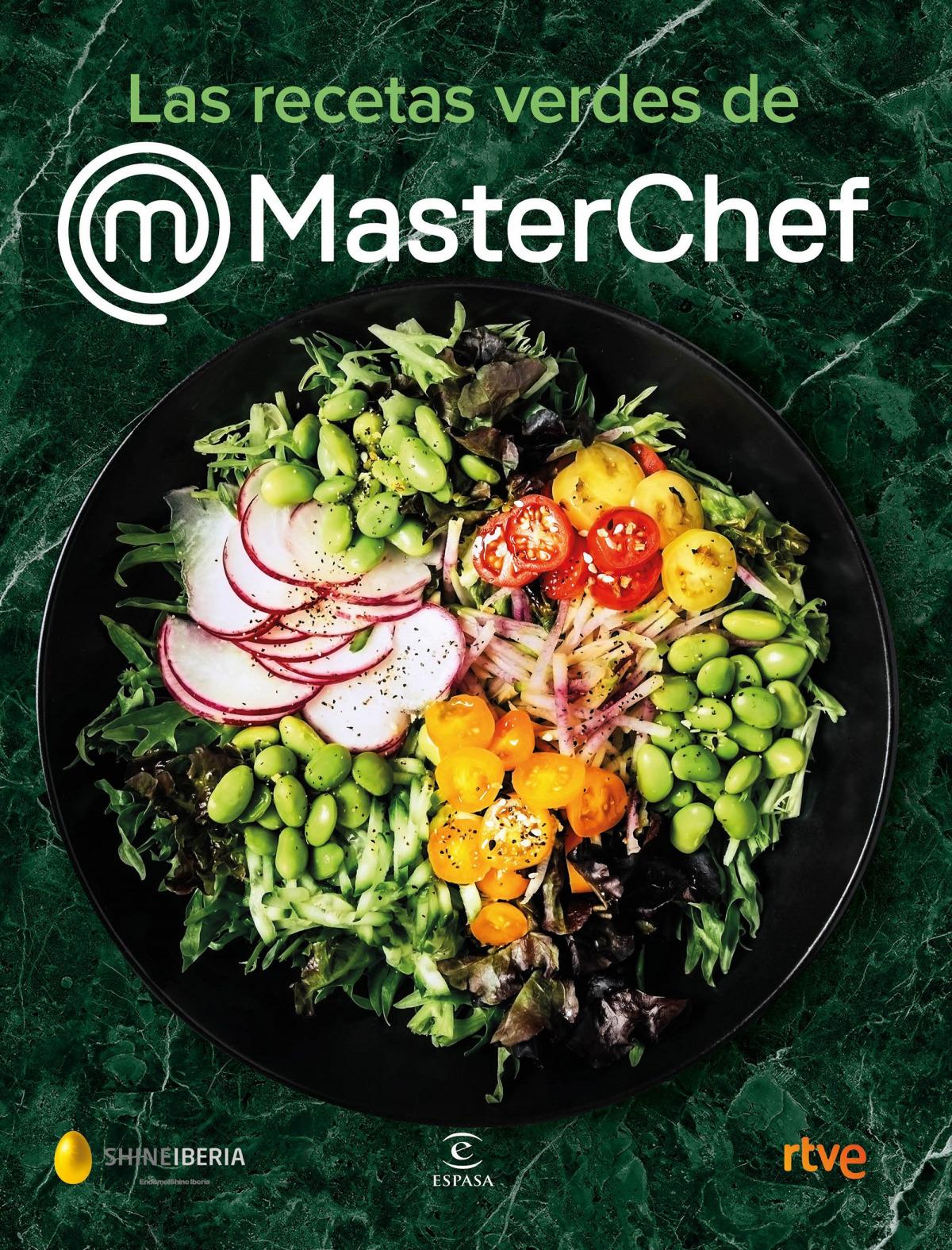 Las recetas verdes de MasterChef 9788467062175