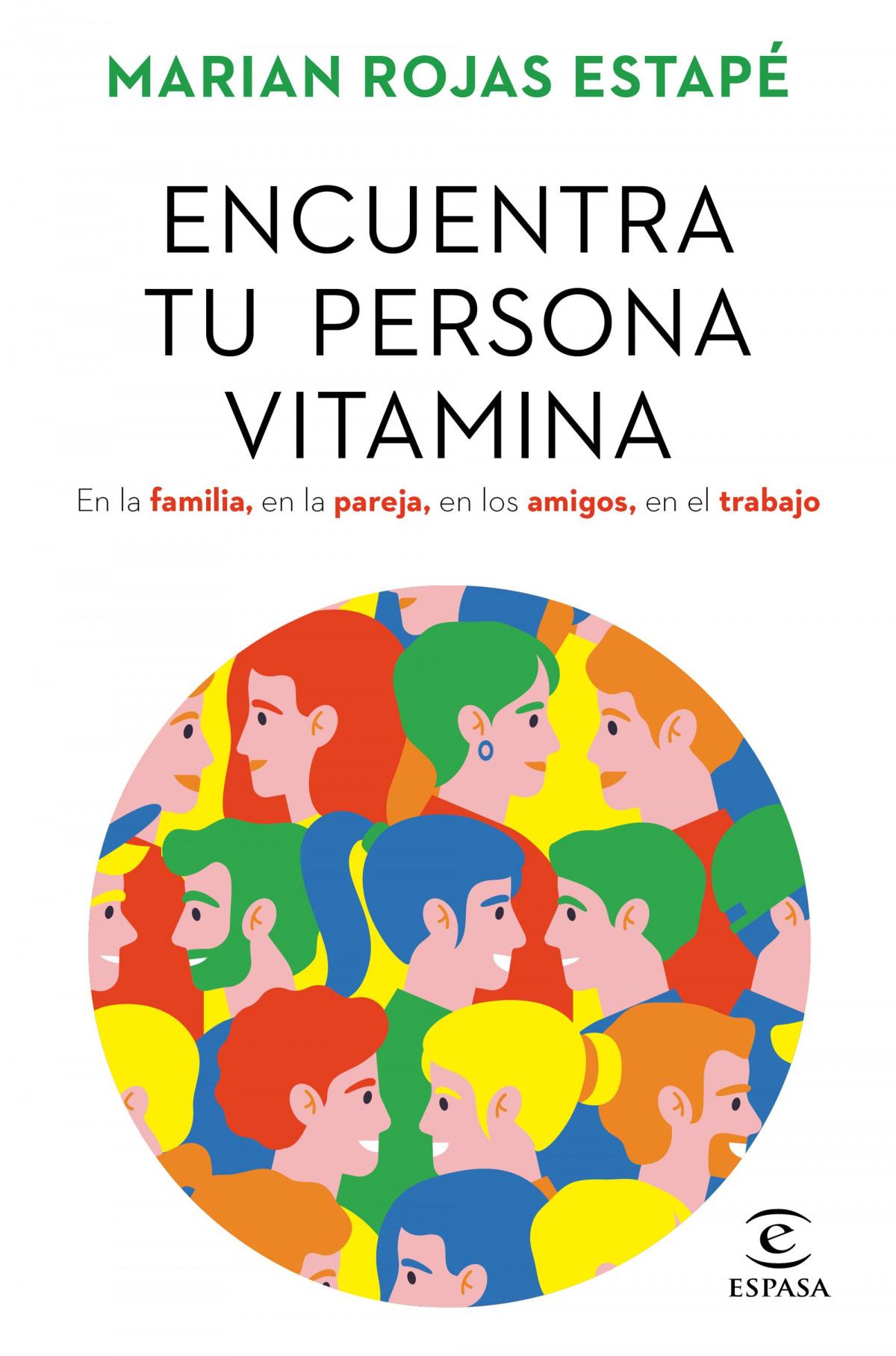 ENCUENTRA TU PERSONA Y VITAMINA
