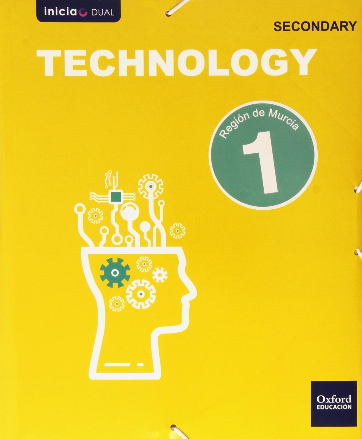 Technology 1.o. ESO Inicia Dual Students Pack. Murcia 9788467378764