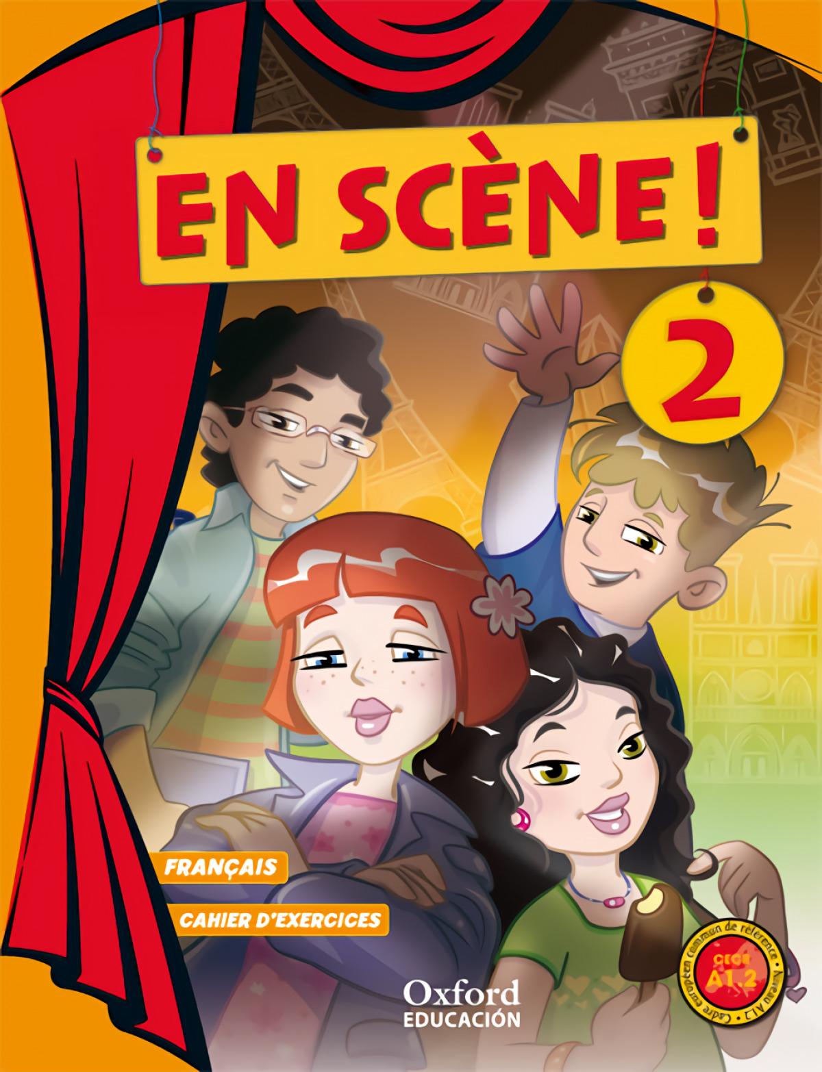 En Scene 6: Cuaderno y DVD 9788467383638