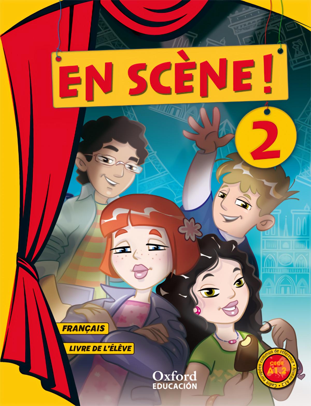En Scene 6: Livre de lélève 9788467383652
