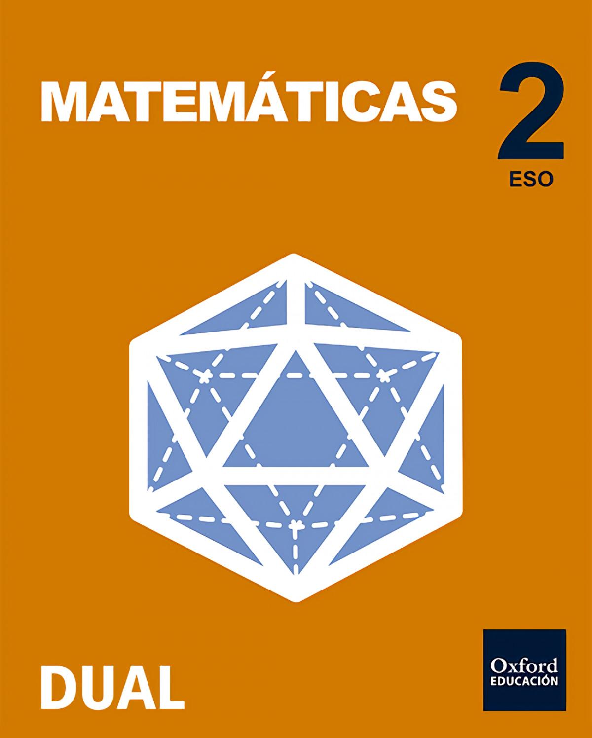 Inicia Dual Matemáticas 2.o. ESO. Libro del Alumno Pack 9788467385120