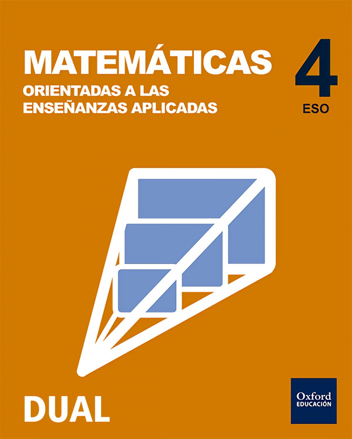 Inicia Dual Matemáticas Orientadas a Enseñanzas Aplicadas Pa 9788467393378