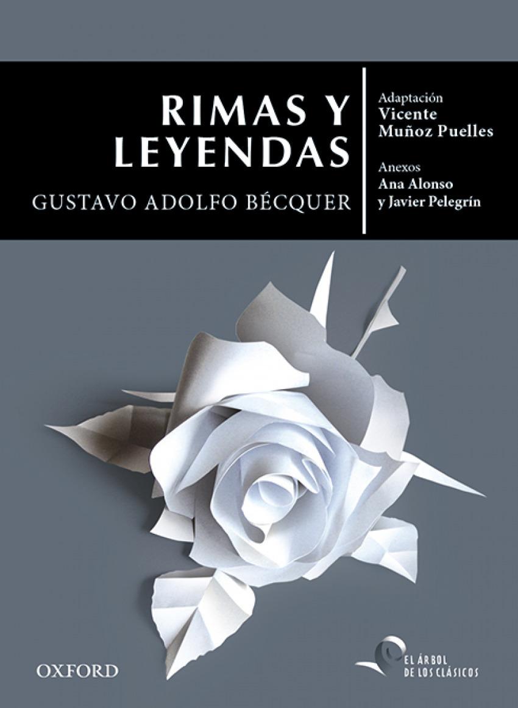 Rimas y leyendas de Gustavo Adolfo Bécquer 9788467395761