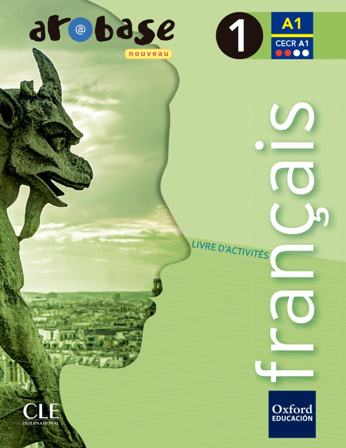 Arobase 2Ed 1o.eso Cuaderno de Ejercicios / Gramatica 9788467397567