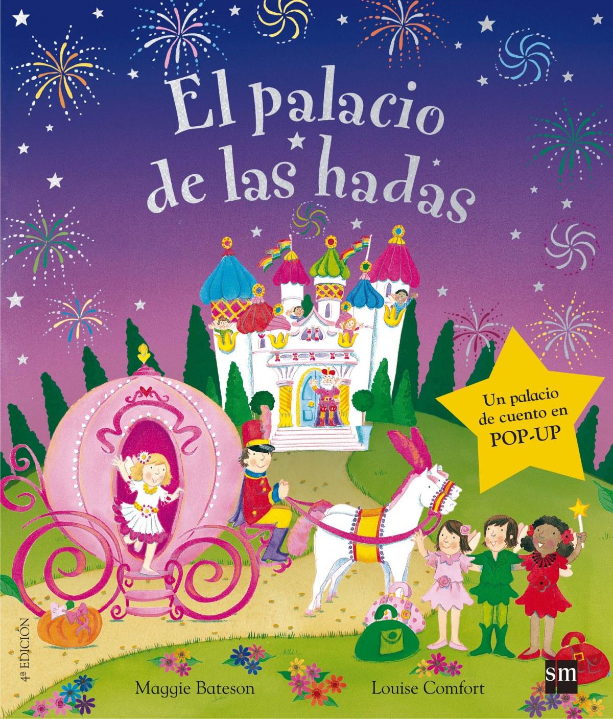 El palacio de las hadas 9788467556636