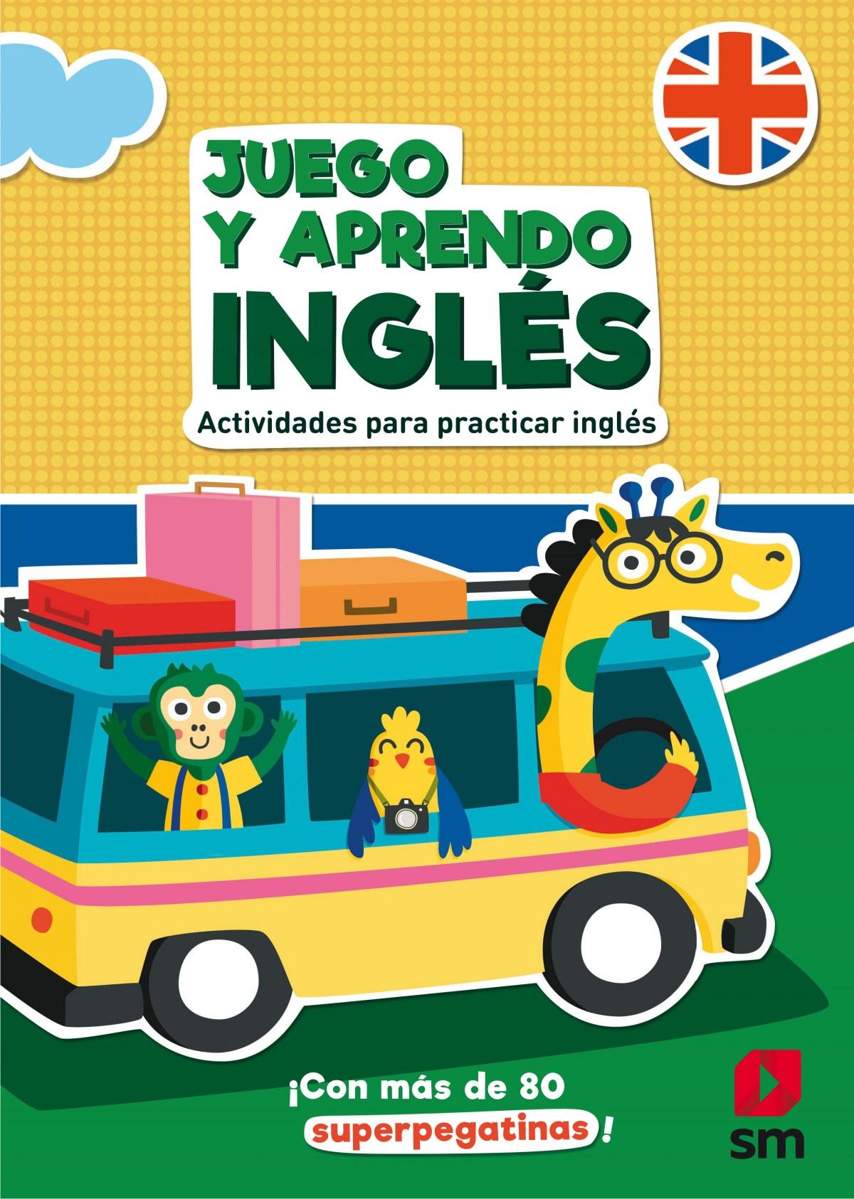 JUEGO Y APRENDO INGLÉS 9788467591712