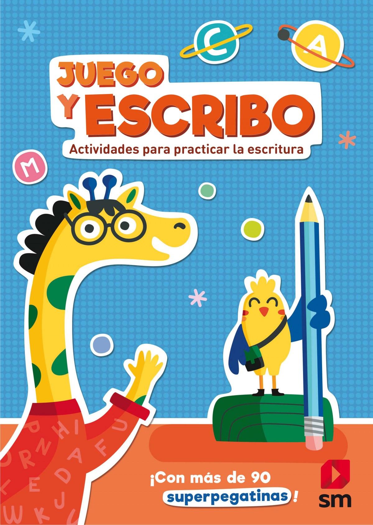 JUEGO Y ESCRIBO 9788467591736