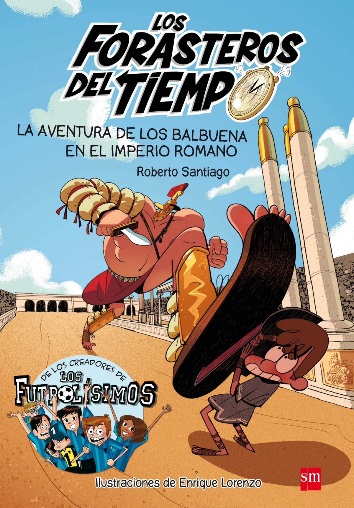 LA AVENTURA DE LOS BALBUENA EN EL IMPERIO 9788467591781