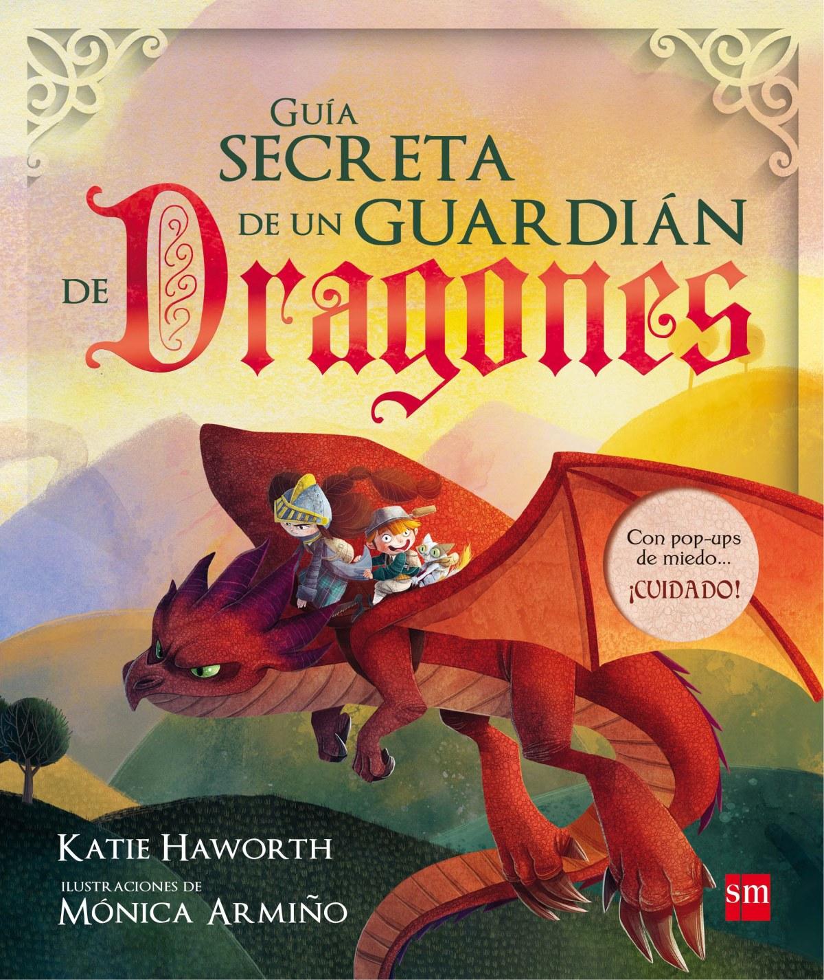 GUÍA SECRETA DE UN GUARDIÁN DE DRAGONES 9788467592184