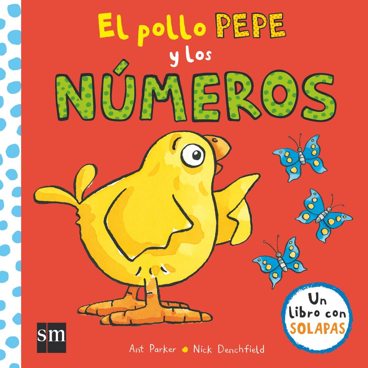 EL POLLO PEPE Y LOS NUMEROS 9788467596915