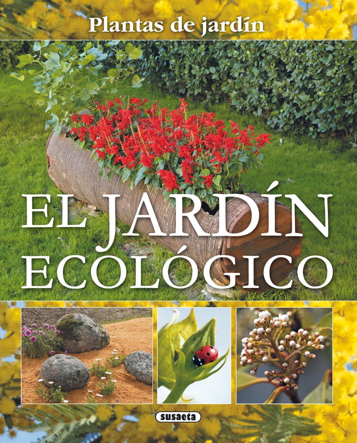 El jard¡n ecológico 9788467703061