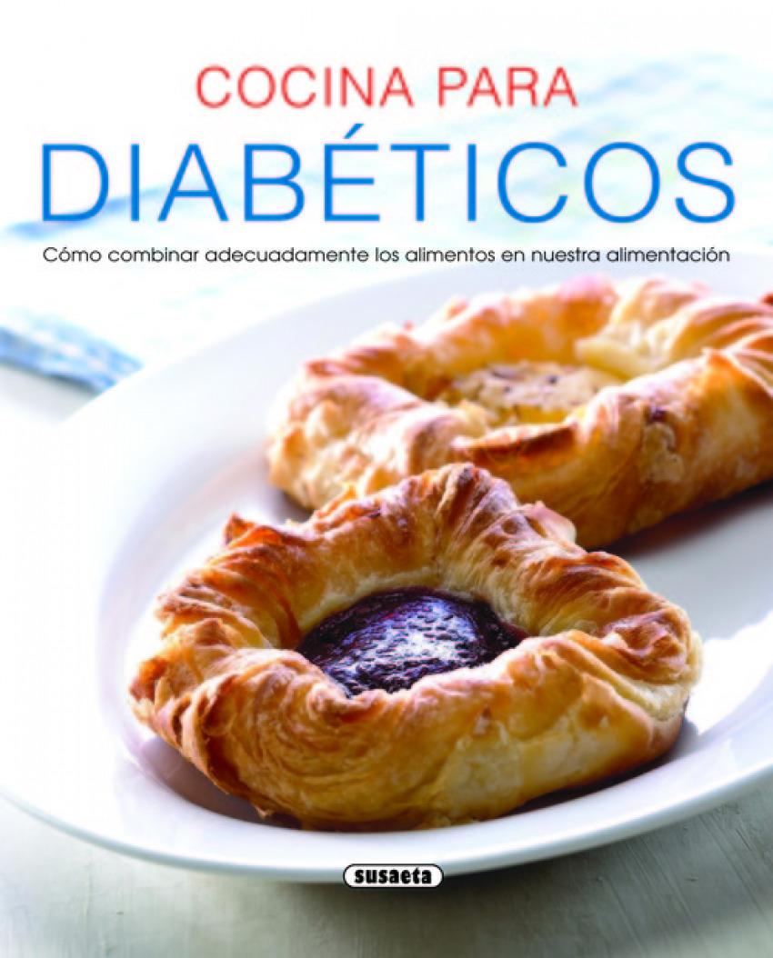 Cocina para diabéticos 9788467705669