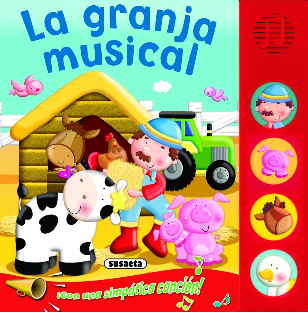 La granja musical 9788467710953