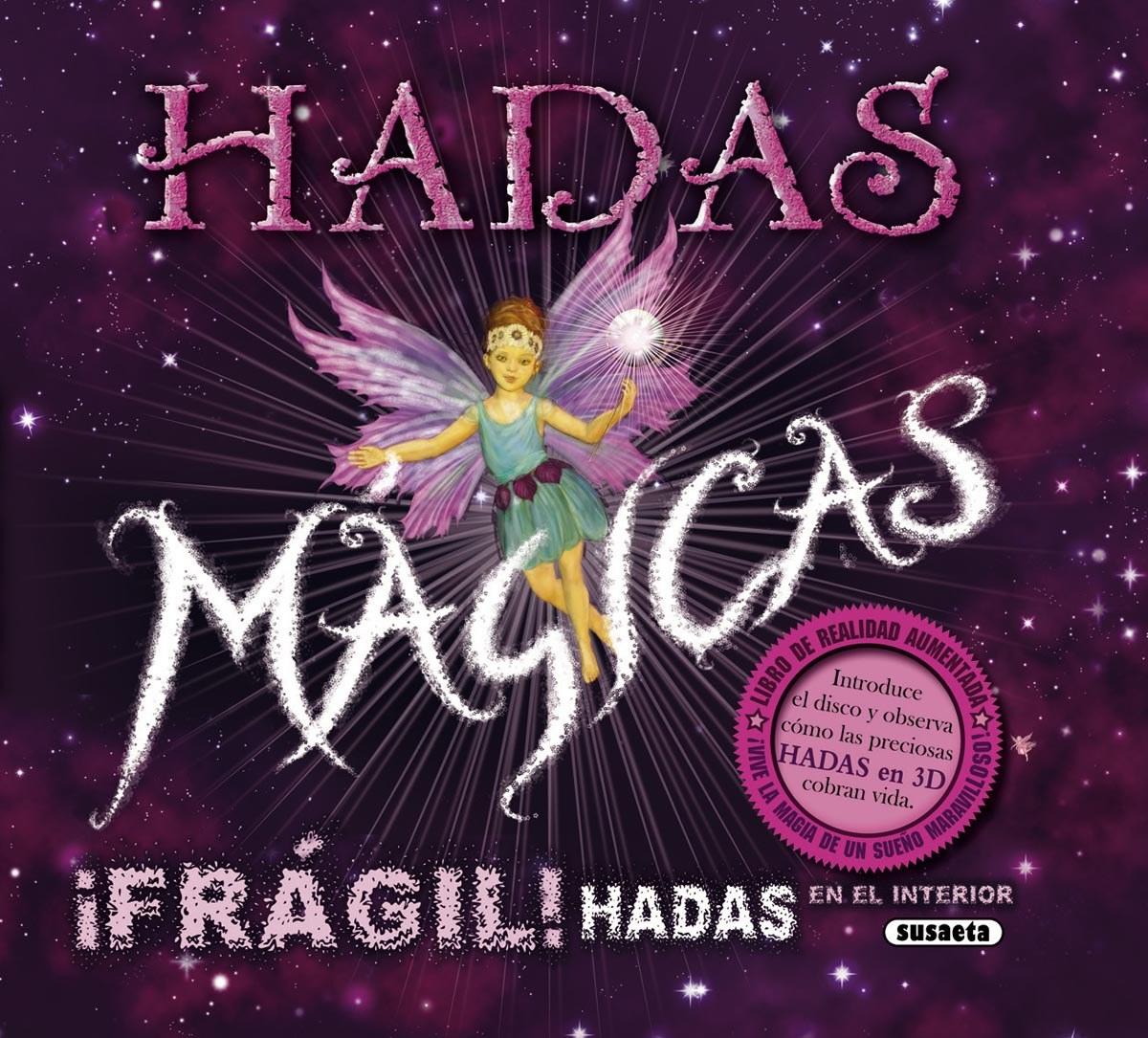 Hadas mágicas 9788467712087