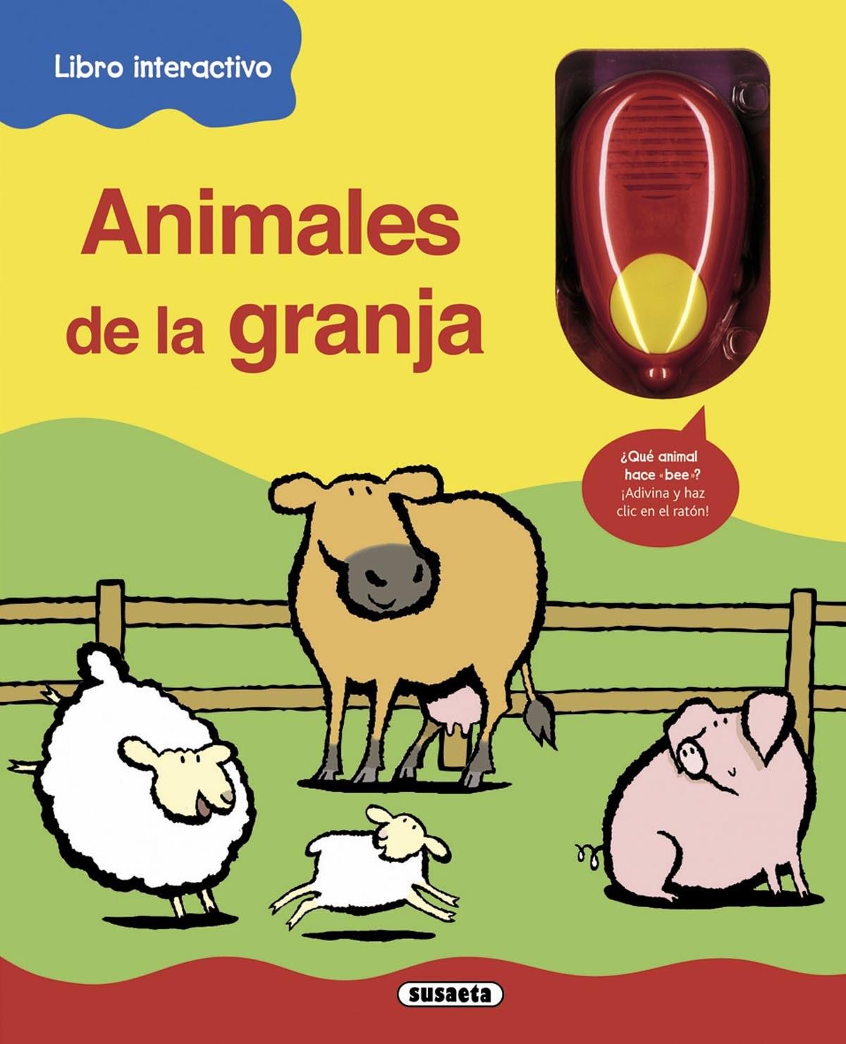 ANIMALES DE LA GRANJA 9788467718072