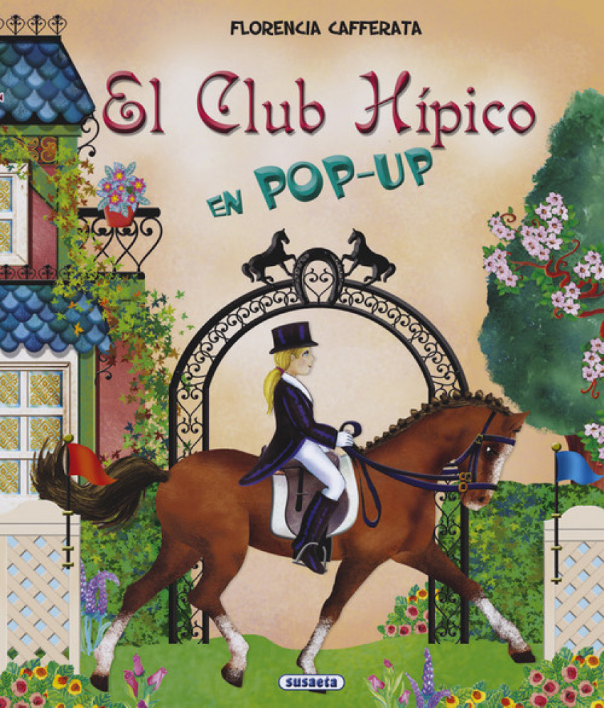 EL CLUB HÍPICO DE POP-UP 9788467724233