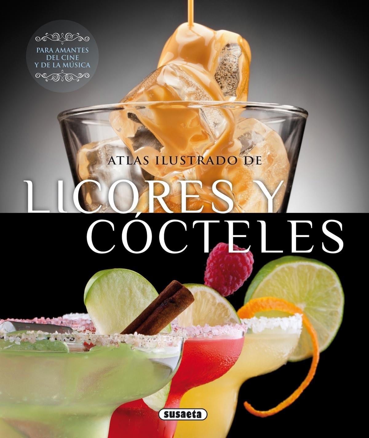 Licores y cocteles 9788467726398