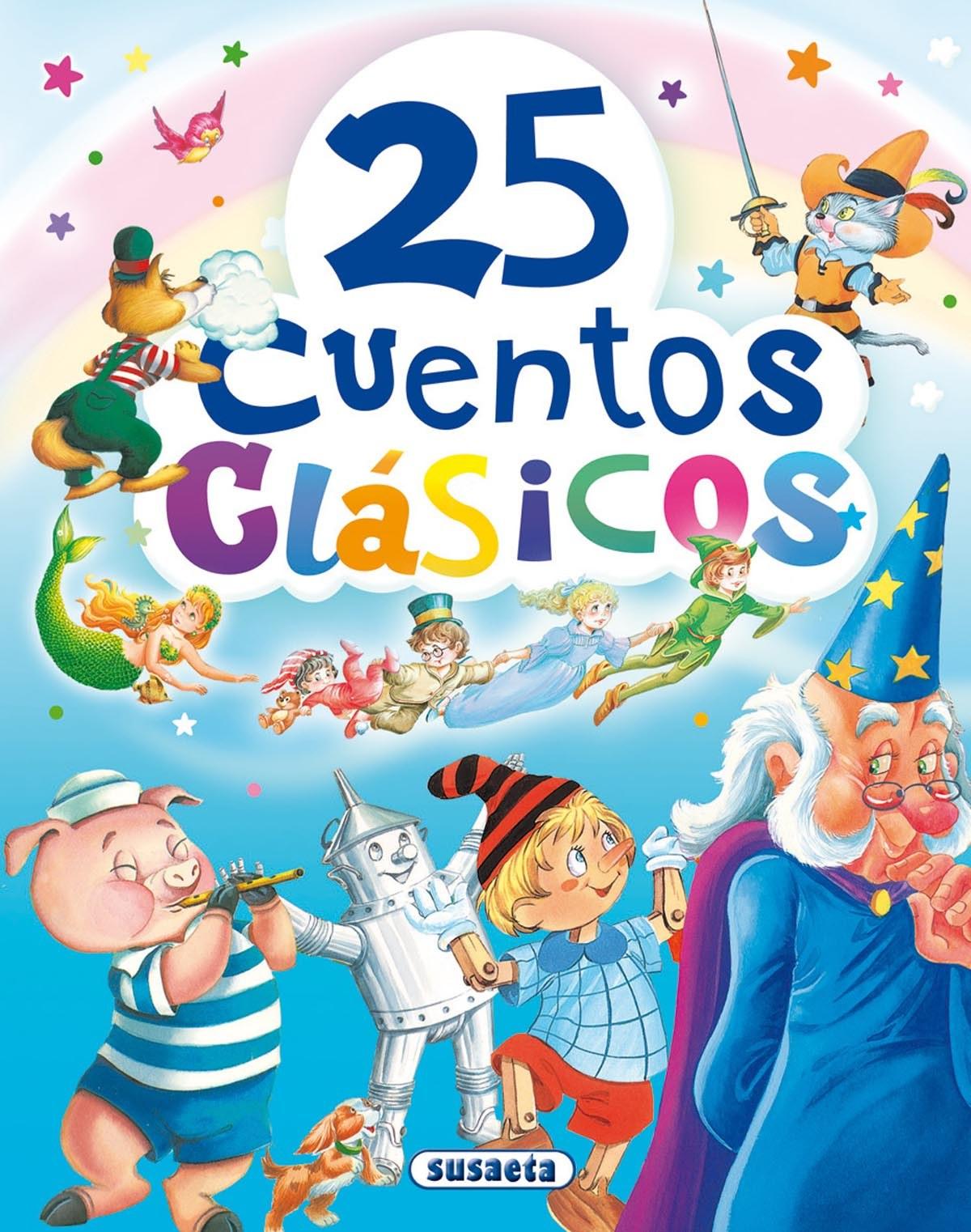 25 cuentos clásicos 9788467728583