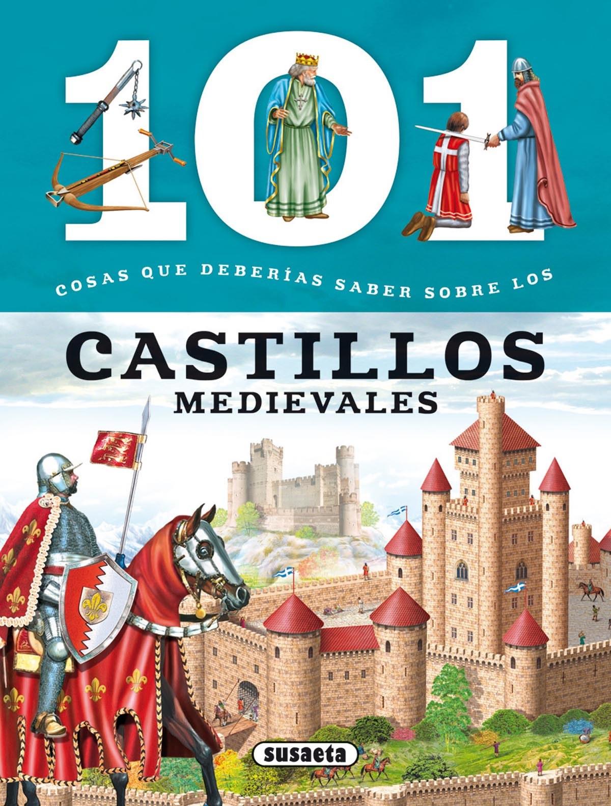 Castillos medievales 9788467734591