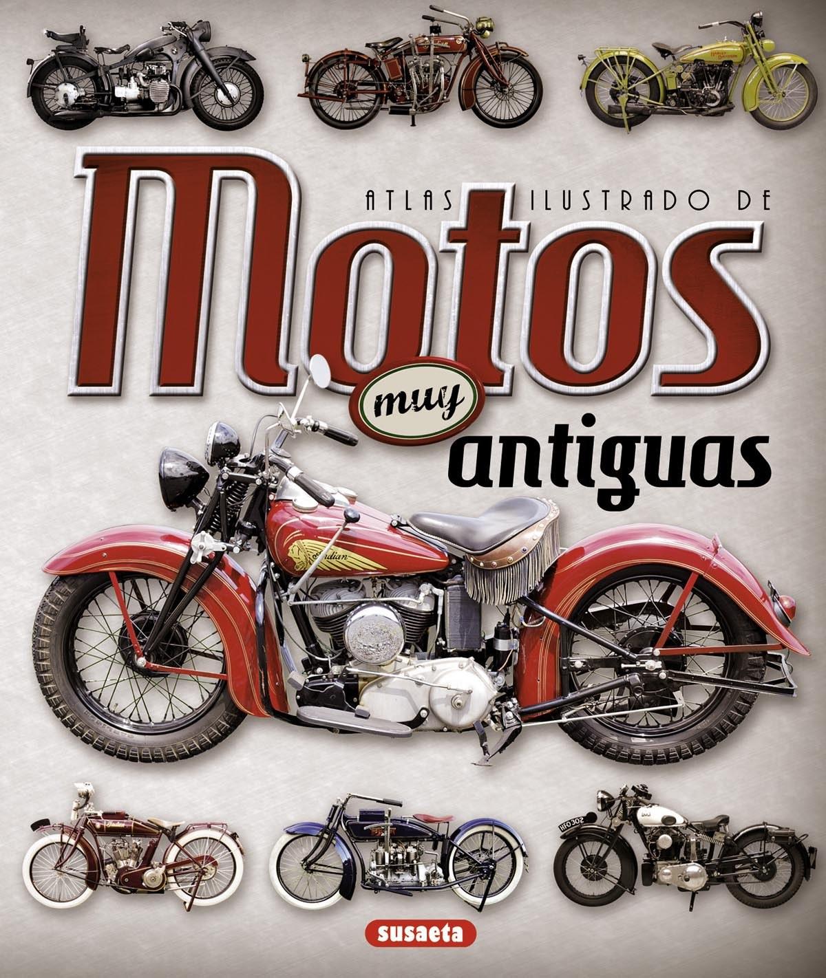 Motos antiguas 9788467736908