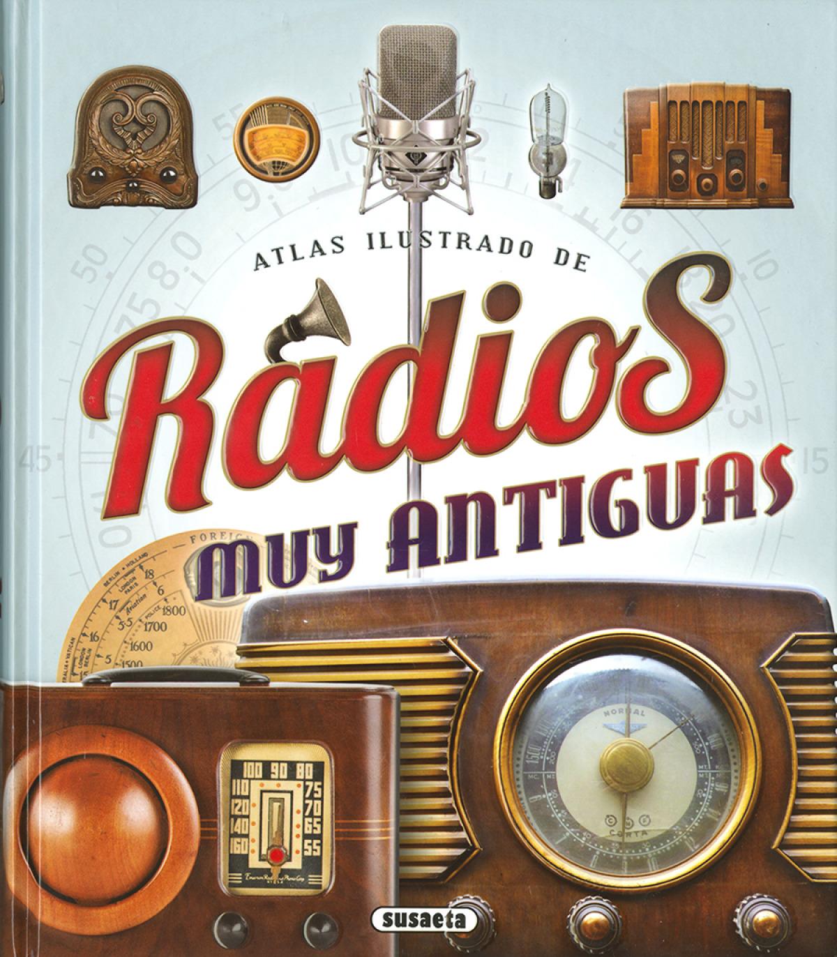 RADIOS MUY ANTIGUAS 9788467738421