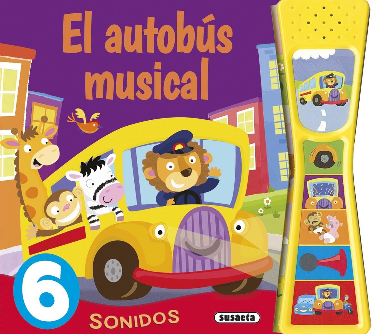 El autobús musical 9788467741421
