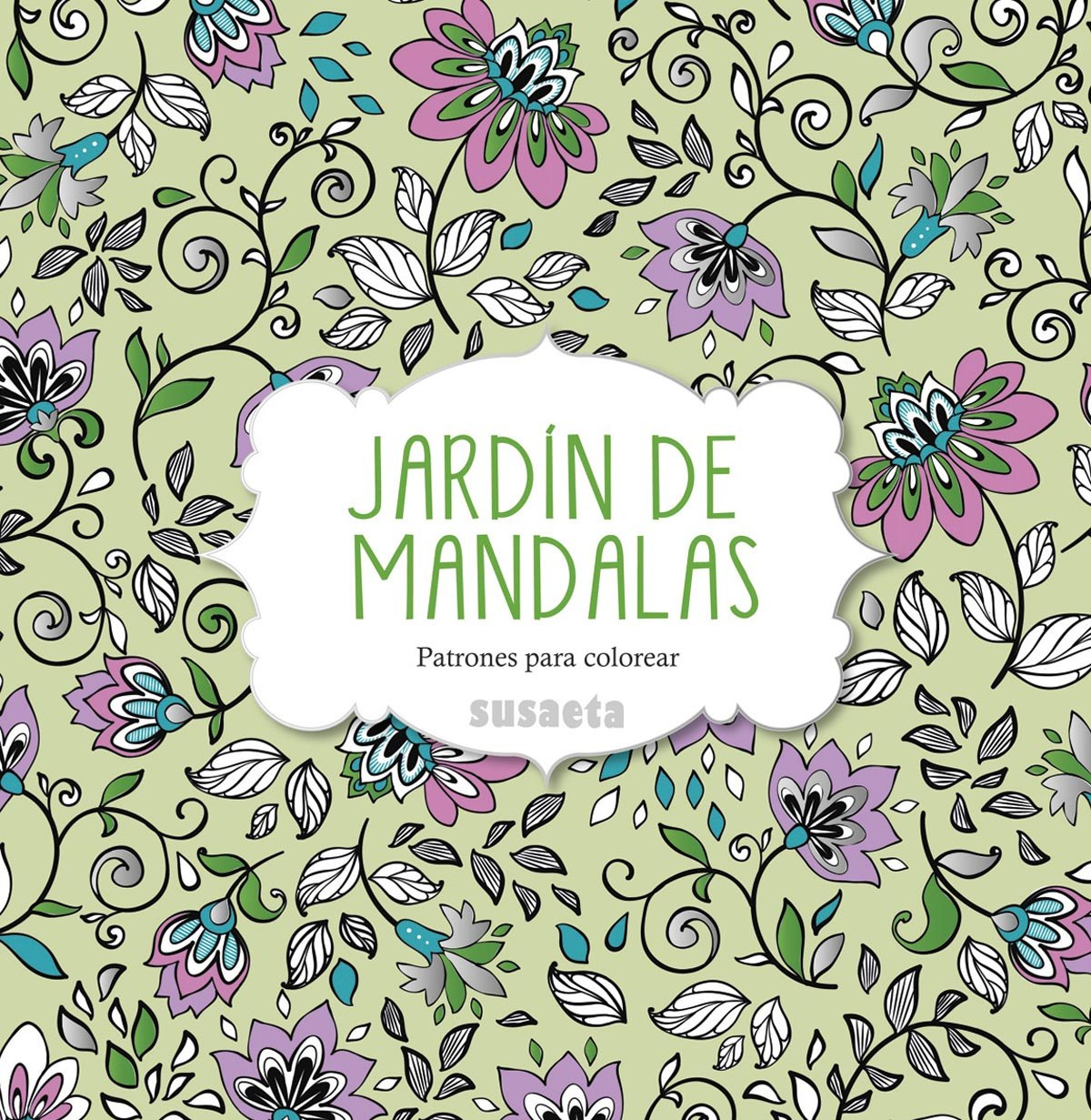Jardines de mandalas 9788467742930
