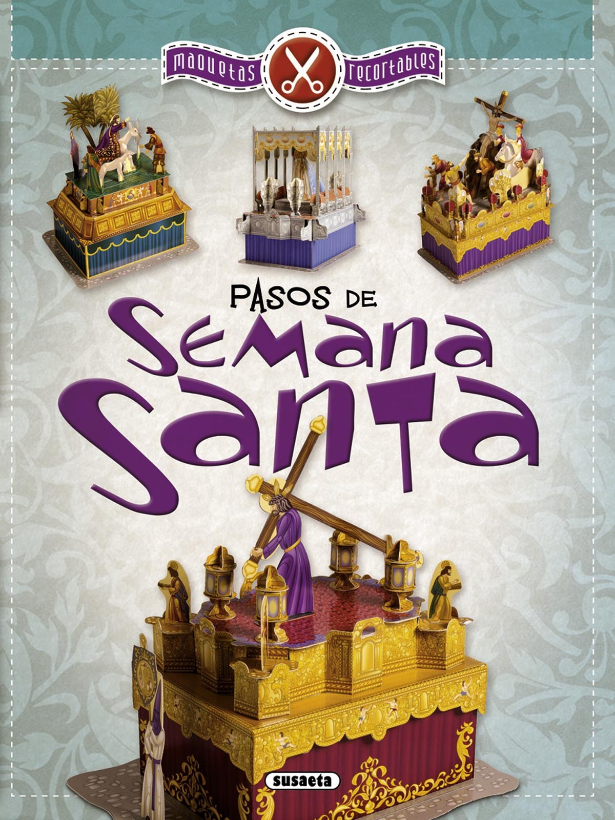 Pasos se Semana Santa 9788467745320
