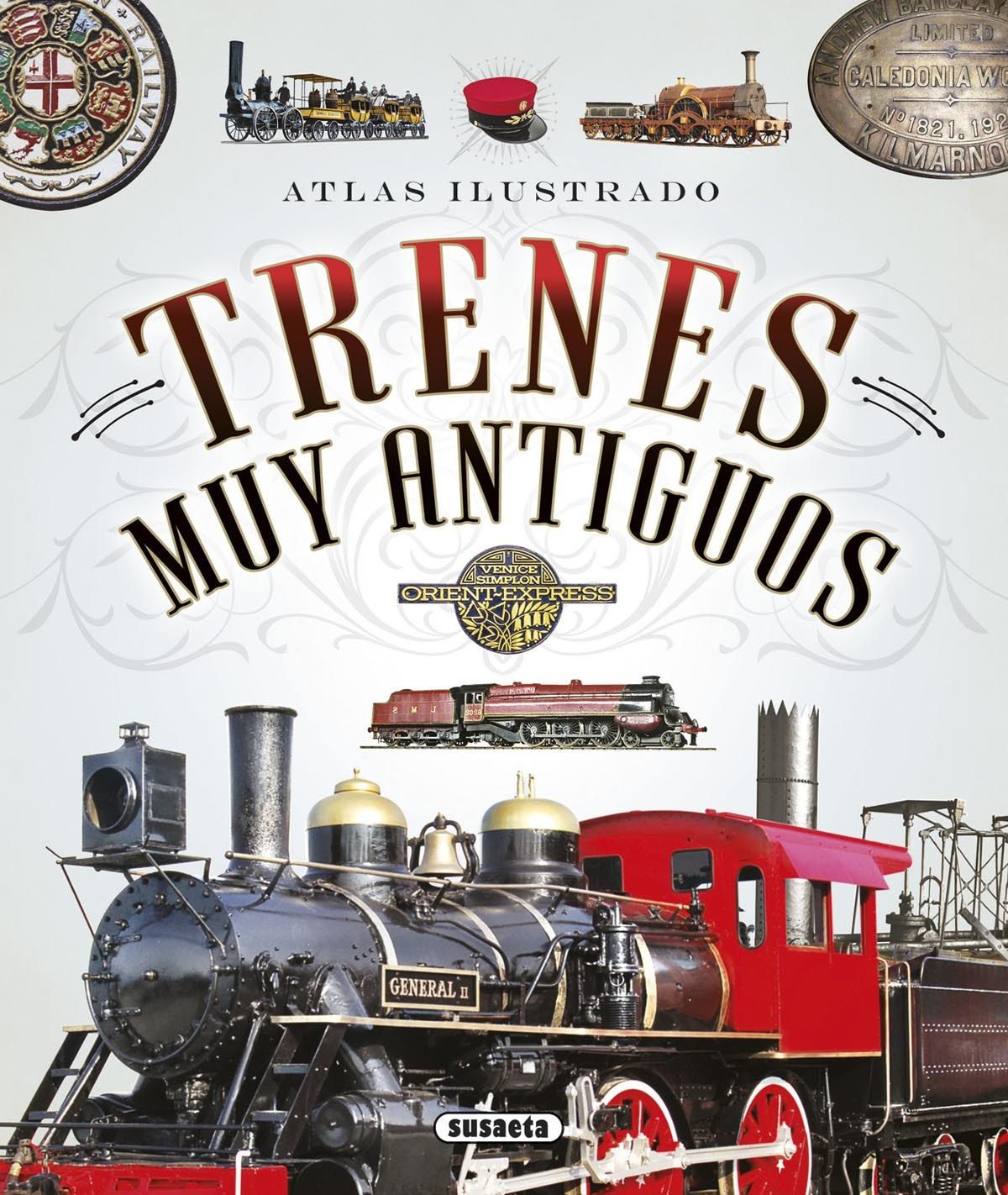 Trenes muy antiguos 9788467745498