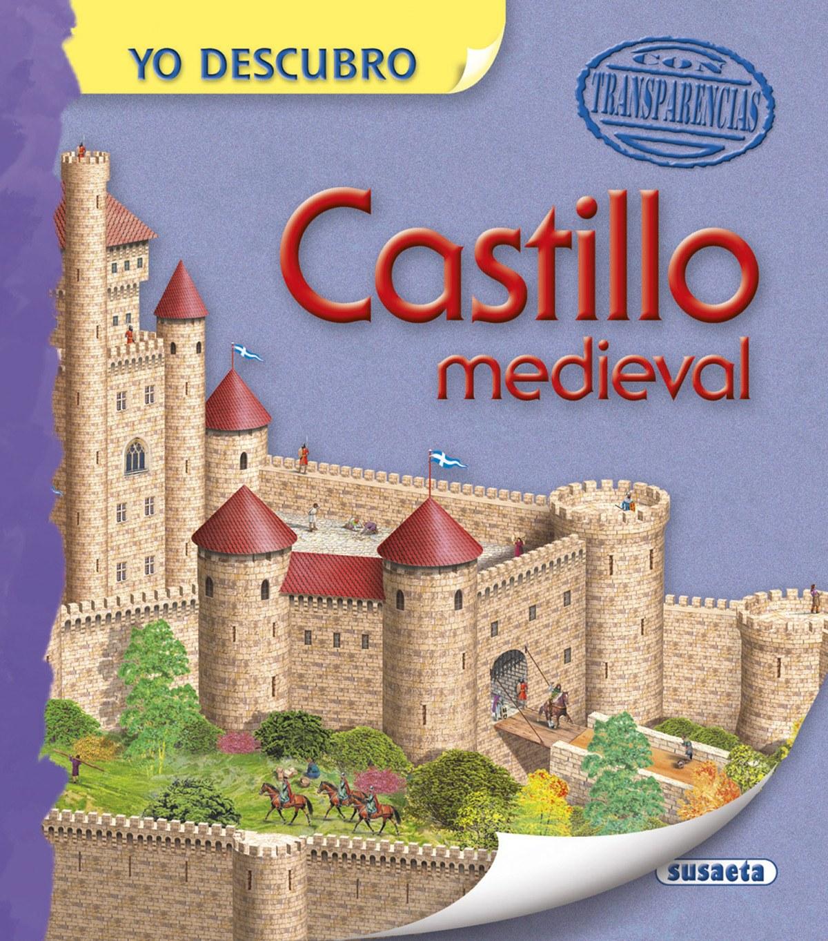 Castillo medieval 9788467745689